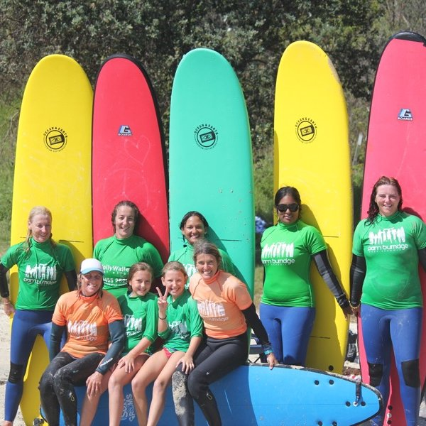 surf Retreat 6-8 Feb 2015