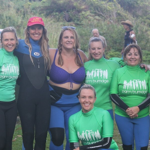 Women's Surf Retreat 20-22nd Feb 2015